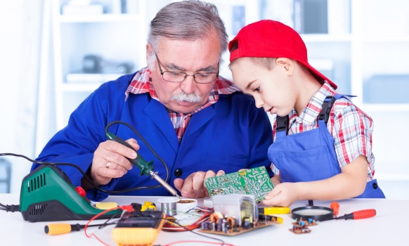 electronic circuits kits
